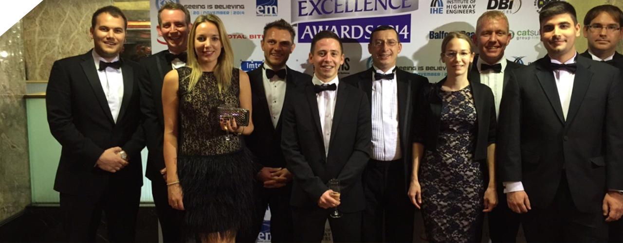 Group at HMEA Awards 2014