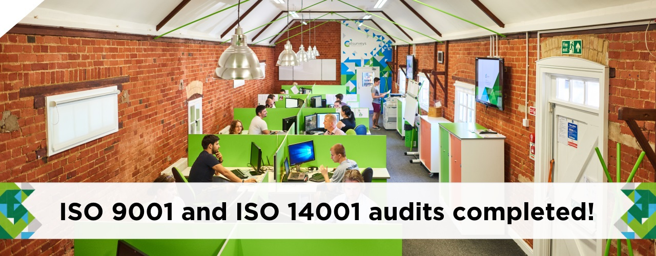 Catsurveys-Ltd-Blog-ISO-14001-and-ISO-9001-audit-success-2018-blog-header